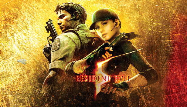 Resident Evil 5 Gold Edition Repack-Games
