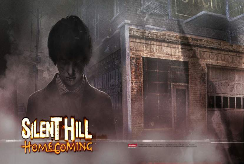 Silent Hill Homecoming Repack-Games