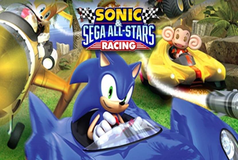 Sonic & SEGA All-Stars Racing Repack-Games