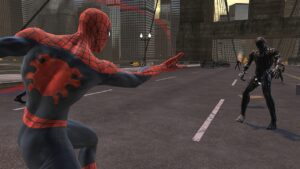 Spider-Man: Web of Shadows Free Download Repack-Games