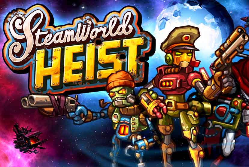 SteamWorld Heist Free Download Torrent Repack-Games