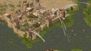 Stronghold Crusader HD Free Download Repack-Games