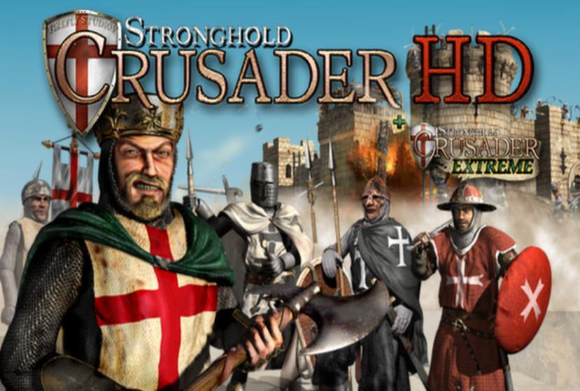 Stronghold Crusader HD Repack-Games