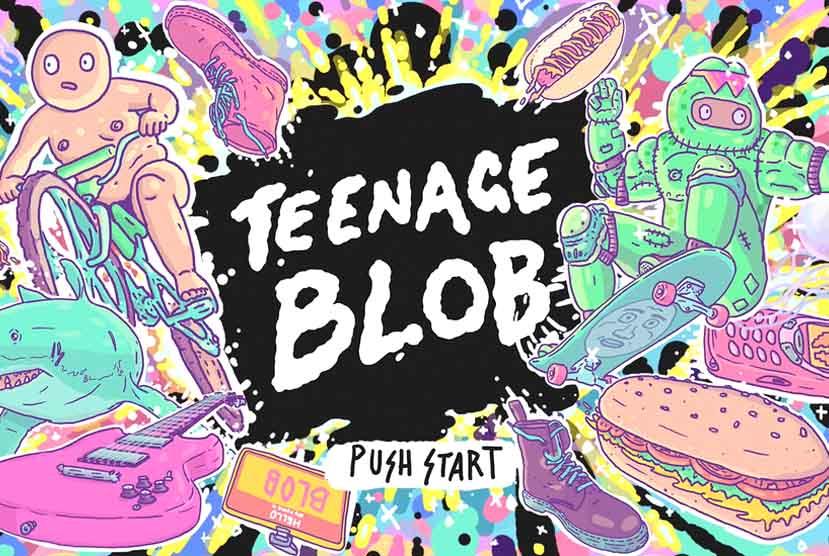 Teenage Blob Free Download Torrent Repack-Games