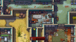 The Escapists The Walking Dead Free Download Repack-Games
