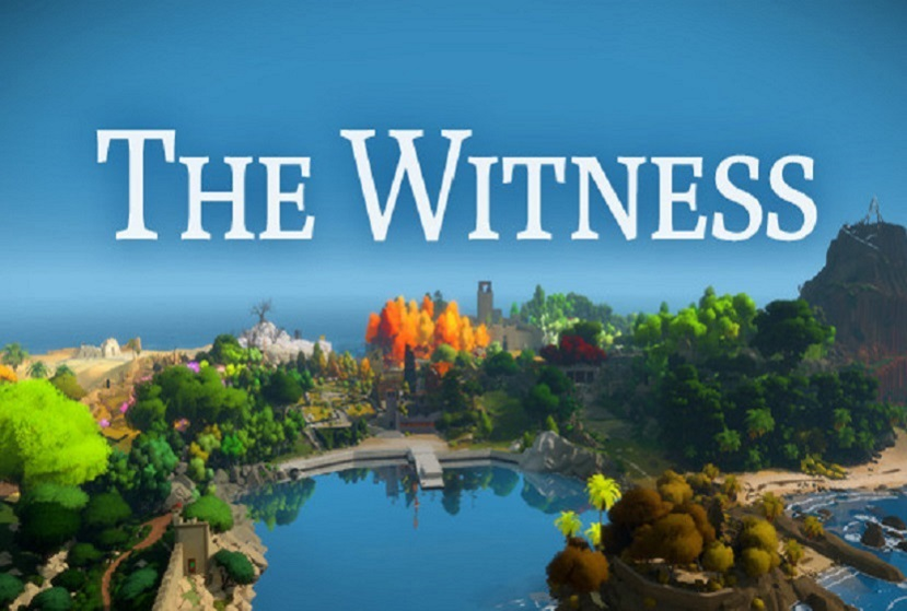 The Witness Repack-Games