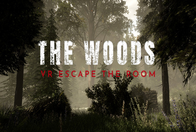 The Woods: VR Escape the Room Repack-Games