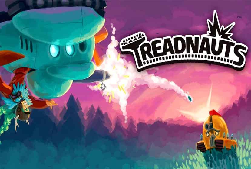 Treadnauts Free Download Torrent Repack-Games