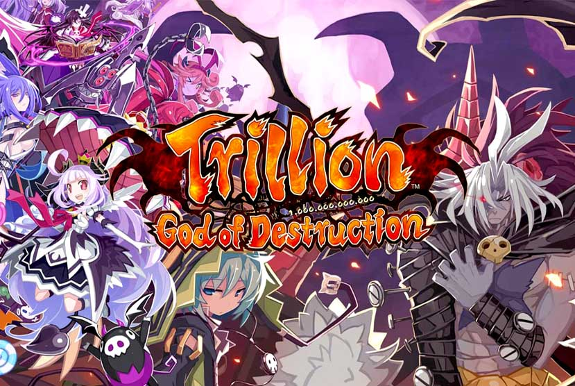 Trillion God of Destruction Free Download Torrent Repack-Games