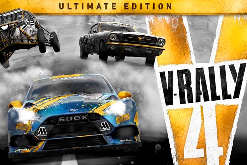 V-Rally 4 Day Ultimate Edition Free Download Torrent Repack-Games