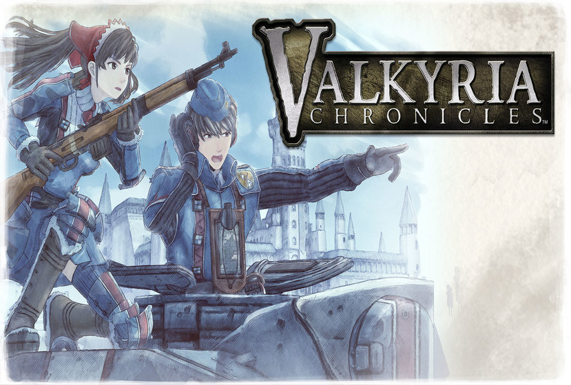 Valkyria Chronicles Repack-Games