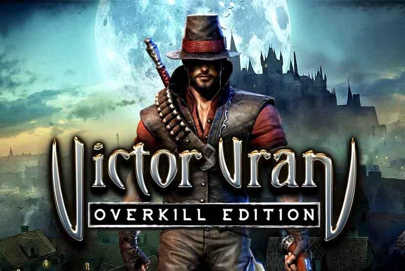 Victor Vran Free Download Torrent Repack-Games