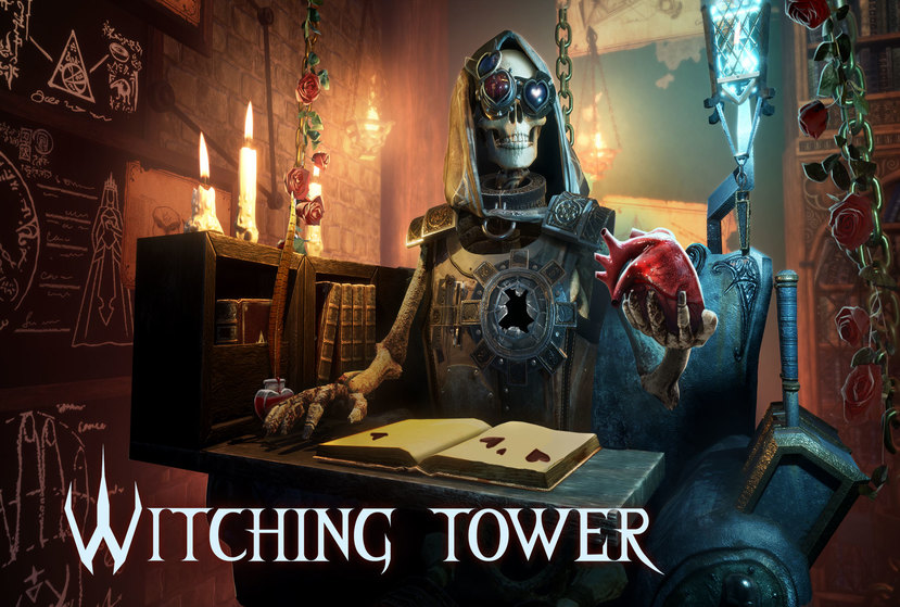 Witching Tower VR Repack-Games