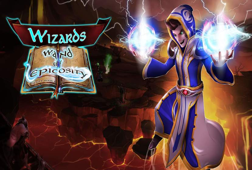 Wizards: Wand of Epicosity Repack-Games