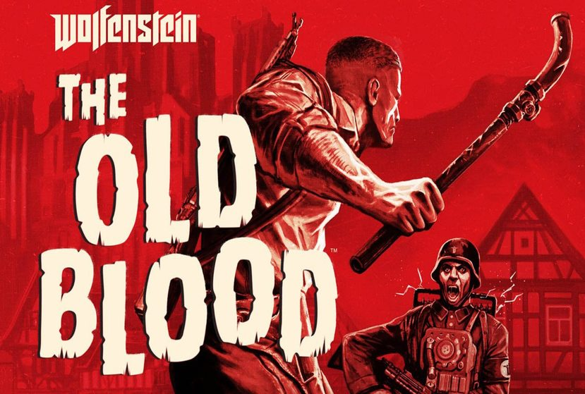 Wolfenstein: The Old Blood Repack-Games