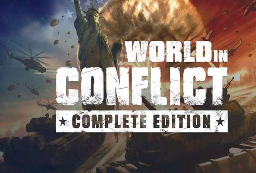 World In Conflict Complete Edition Repack-Games