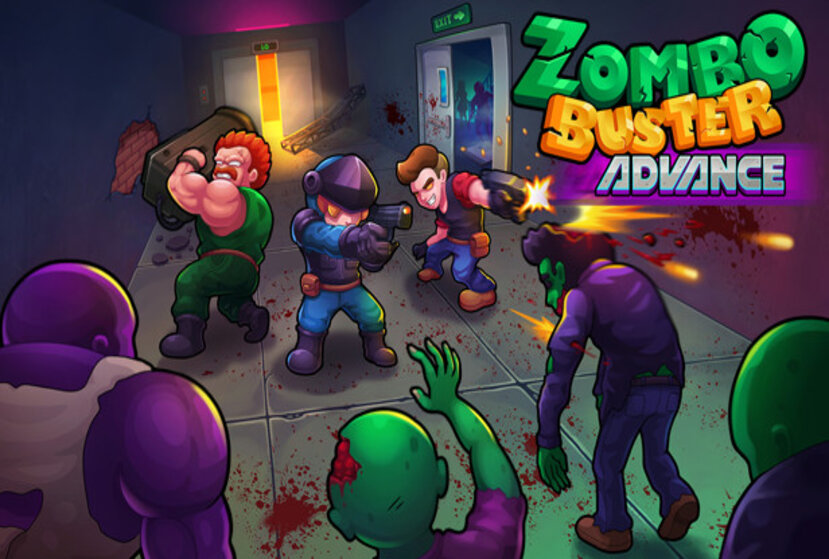 Zombo Buster Advance First Repack-Games