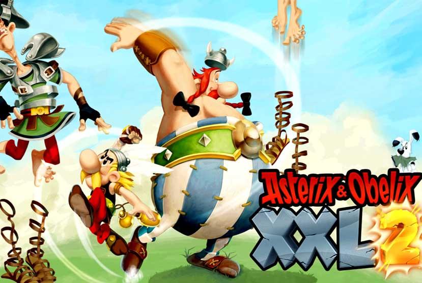 Asterix & Obelix XXL 2 Free Download Torrent Repack-Games