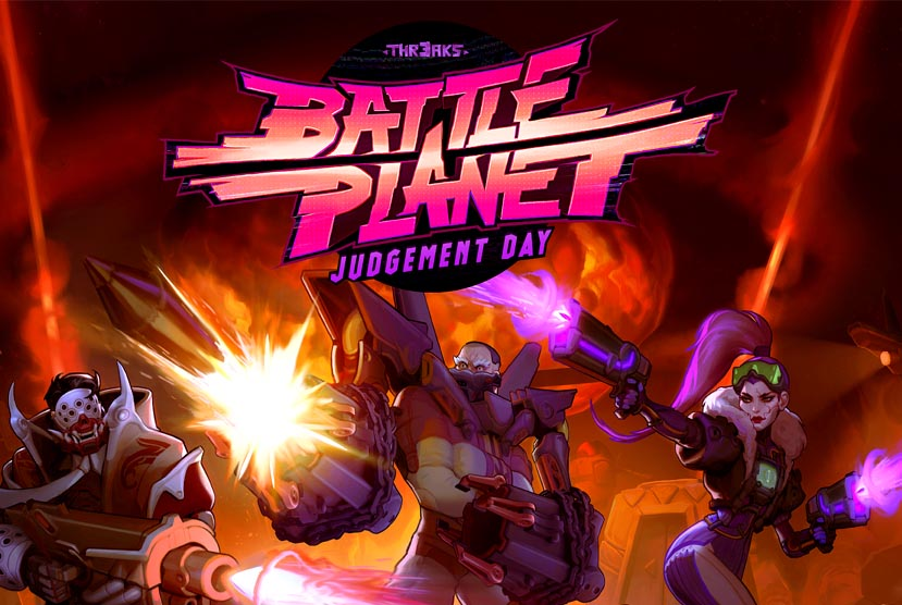 Battle Planet – Judgement Day Free Download Pre-Installed Repack-Games
