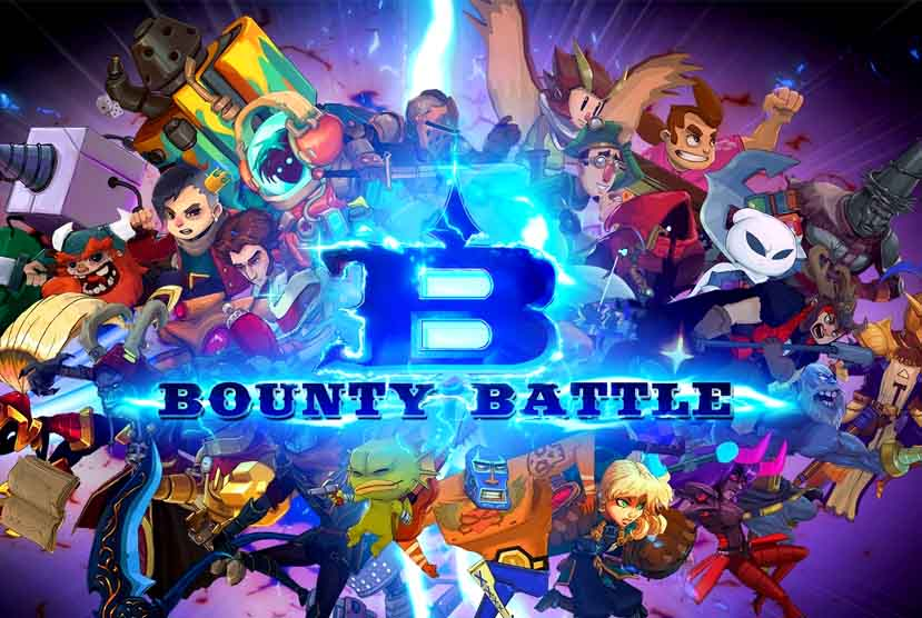 Bounty Battle Free Download Torrent Repack-Games
