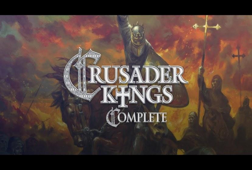 Crusader Kings Complete Repack-Games