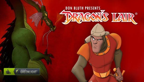 DRAGON'S LAIR TRILOGY Repack-Games