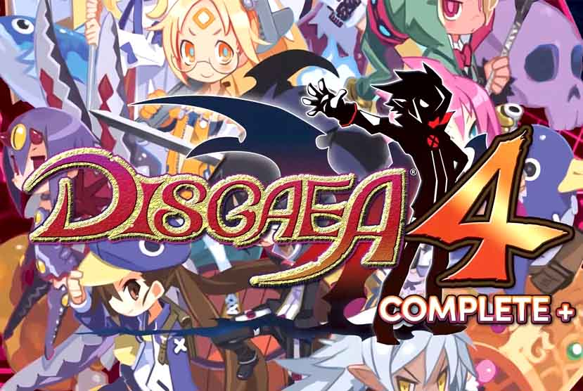 Disgaea 4 Complete+ Free Download Torrent Repack-Games