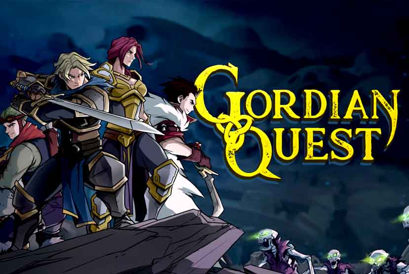 Gordian Quest Free Download Torrent Repack-Games