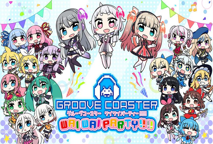 Groove Coaster Repack-Games
