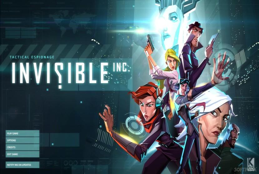 Invisible, Inc. Repack-Games