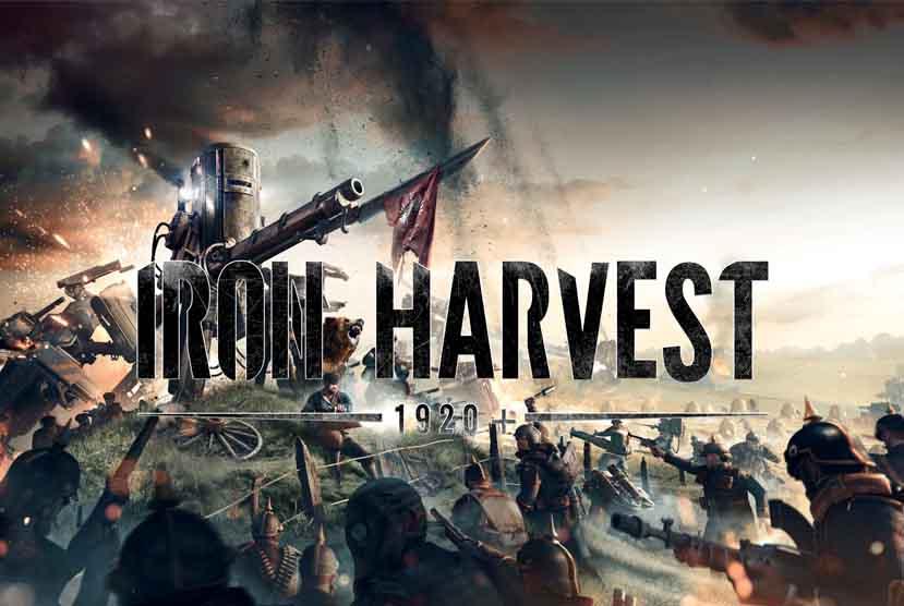 Iron Harvest Free Download Torrent Repack-Games