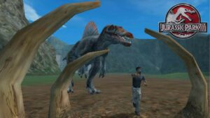 Jurassic Park: The Game Free Download Repack-Games