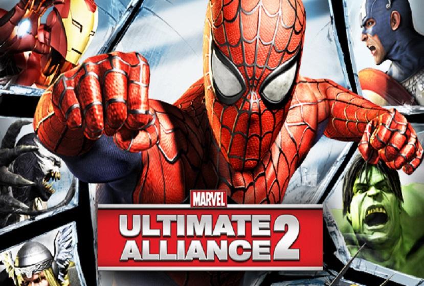 Marvel Ultimate Alliance 2 Repack-Games