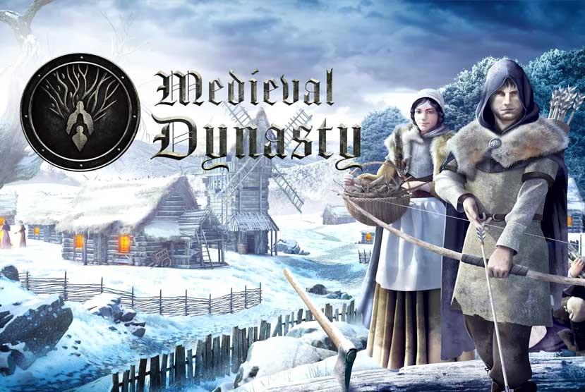 Medieval Dynasty Free Download Torrent Repack-Games