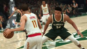 NBA 2K21 Free Download Crack Repack-Games