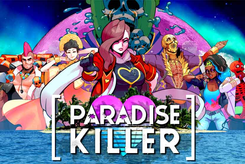 Paradise Killer Free Download Torrent Repack-Games