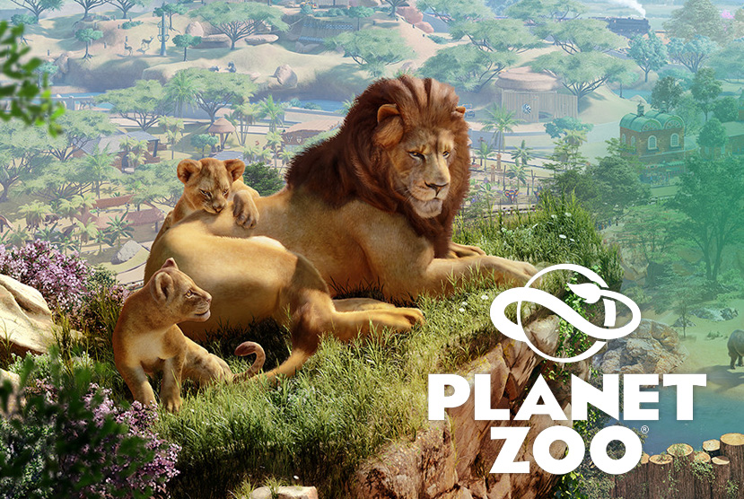 Planet Zoo Repack-Games