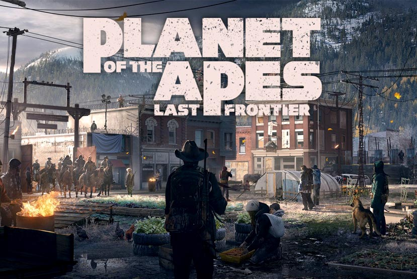 Planet of the Apes Last Frontier Free Download Torrent Repack-Games
