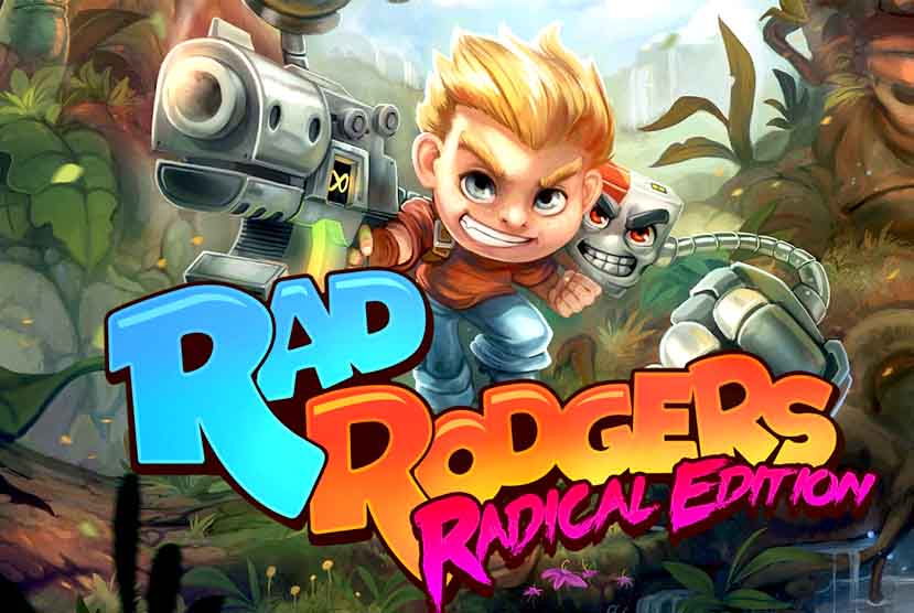Rad Rodgers – Radical Edition Free Download Torrent Repack-Games