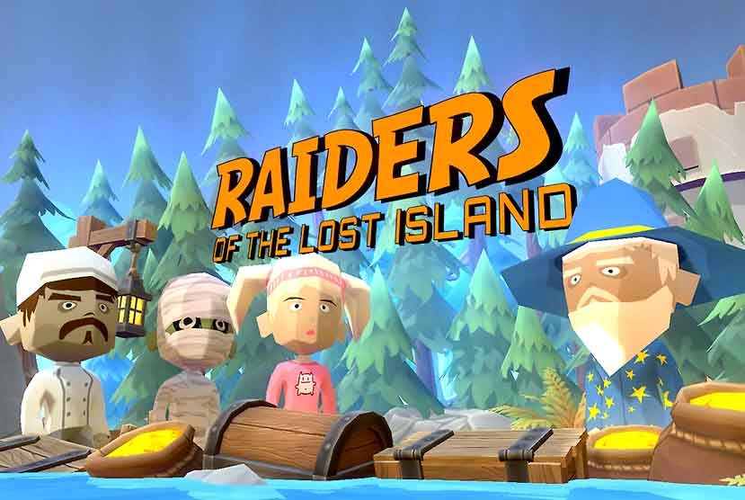 Raiders Of The Lost Island Free Download Torrent Repack-Games