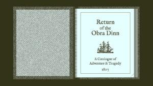 Return of the Obra Dinn Free Download Repack-Games