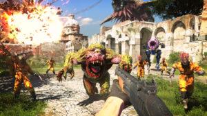Serious Sam 4 Free Download Repack-Games