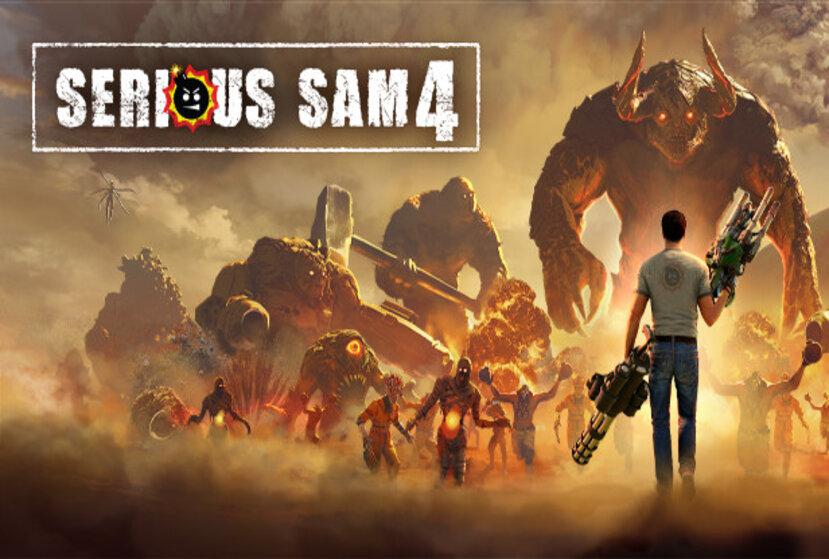 Serious Sam 4 Repack-Games