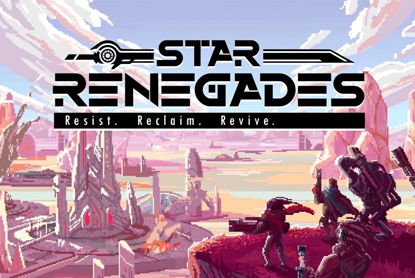 Star Renegades Free Download Pre-Installed Repack-Games