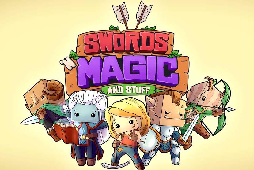 Swords n Magic and Stuff Free Download Torrent Repack-Games