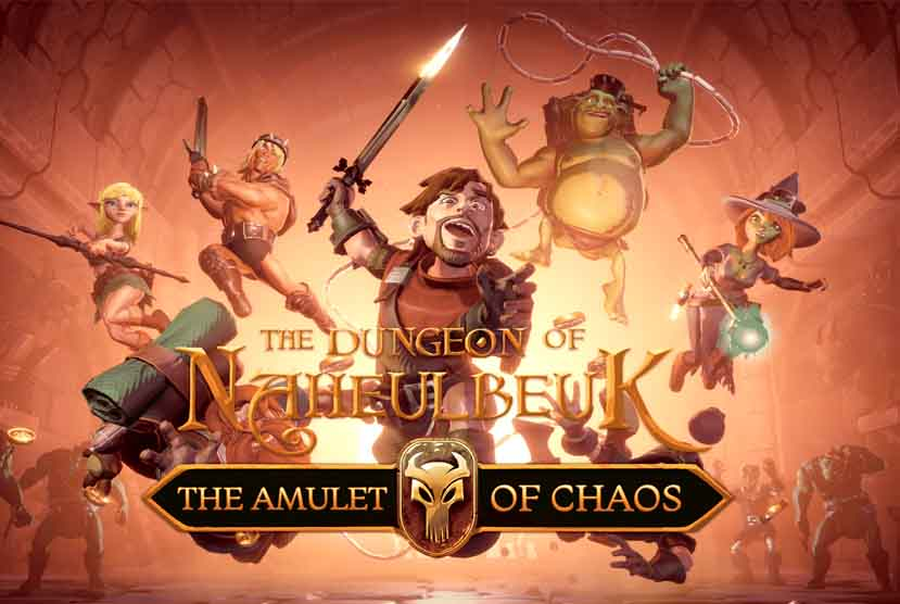 The Dungeon Of Naheulbeuk The Amulet Of Chaos Free Download Torrent Repack-Games