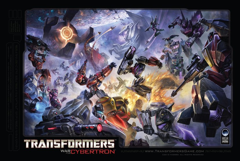 Transformers: War for Cybertron Repack-Games