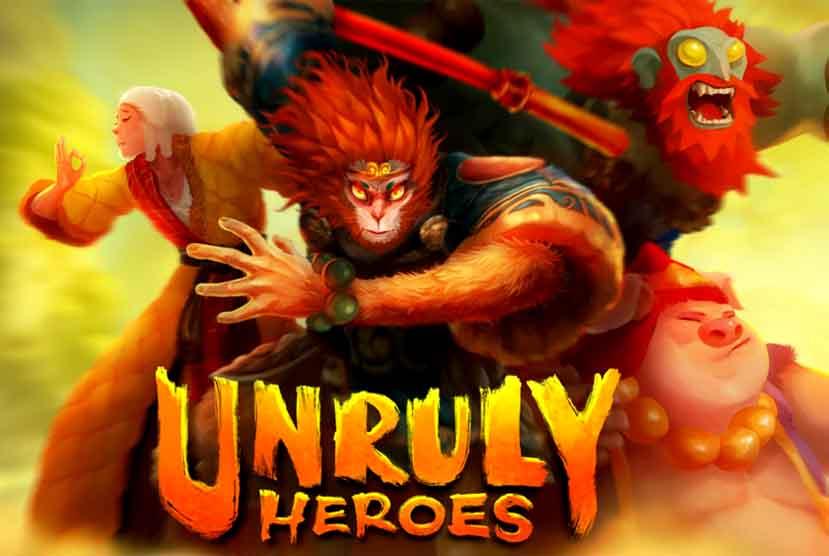 Unruly Heroes Free Download Torrent Repack-Games