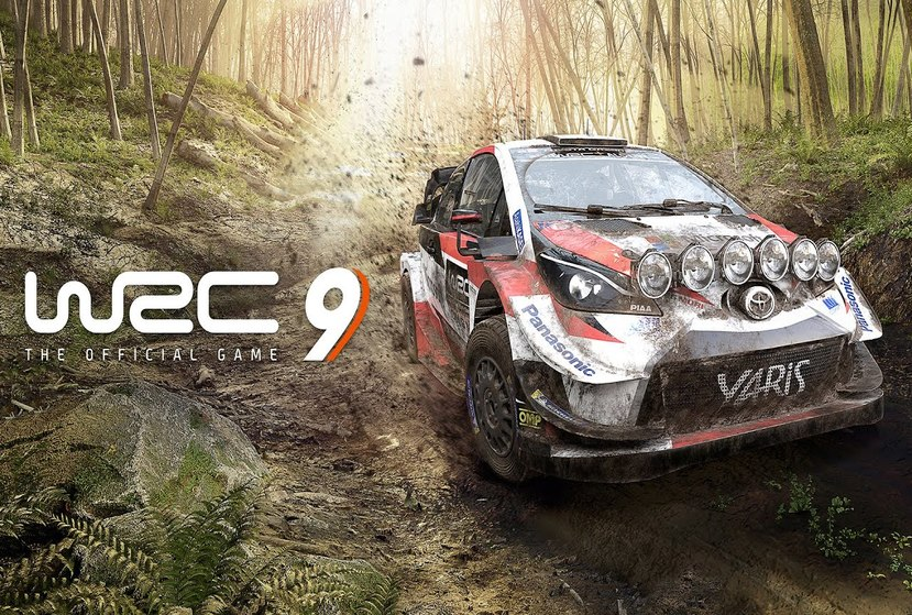 WRC 9 FIA World Rally Championship Repack-Games