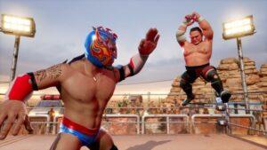 WWE 2K BATTLEGROUNDS Free Download Crack Repack-Games